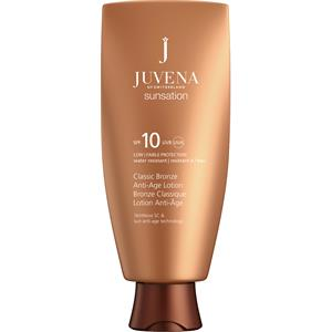 Juvena - Sunsation - Classic Bronze Anti-Age Lotion - SPF 10