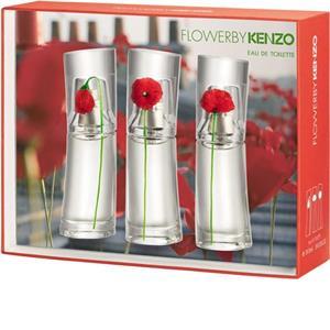 KENZO - FLOWER BY KENZO - Eau de Toilette Spray Trio