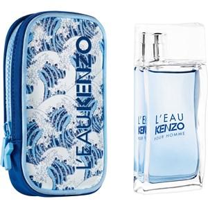 KENZO - L'EAU KENZO HOMME - Eau de Toilette Spray Neo Collector