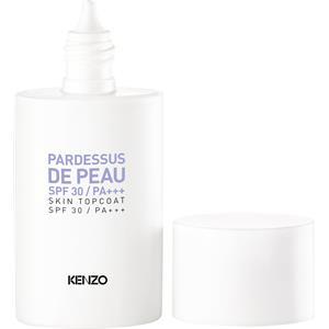 KENZO - WEIßER LOTUS - Feuchtigkeitspflege - Skin Topcoat SPF 30