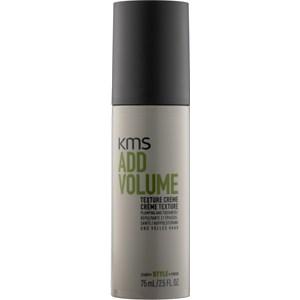 KMS - Addvolume - Texture Creme