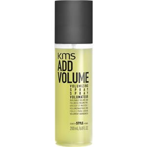 KMS - Addvolume - Volumizing Spray