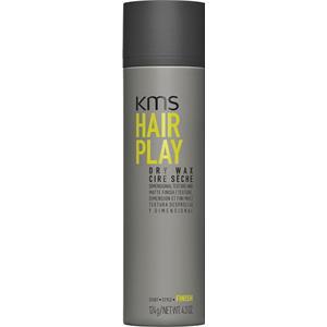 KMS - Hairplay - Dry Wax