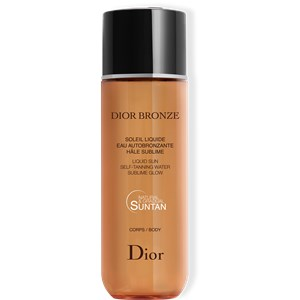 DIOR - Dior Bronze - Liquid Sun Self-Tanning Water Sublime Glow