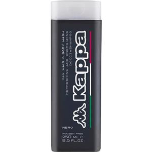 Kappa - Nero Man - Hair & Body Wash