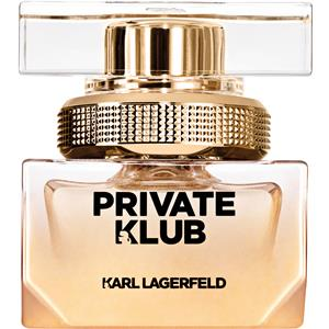 Image of Karl Lagerfeld Damendüfte Private Klub Women Eau de Parfum Spray 45 ml