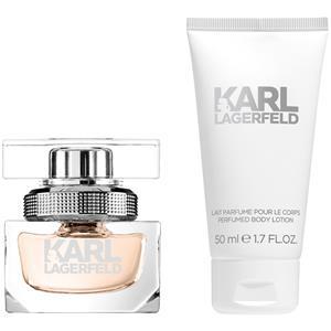 Karl Lagerfeld Damendüfte Women Geschenkset Eau de Parfum Spray 25 ml + Body Lotion 50 ml 1 Stk.
