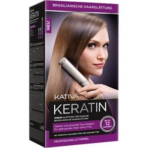 Kativa - Specials - Keratin Xpress Haarglättung