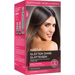 Kativa - Specials - Haarglättung Xtreme Care Red