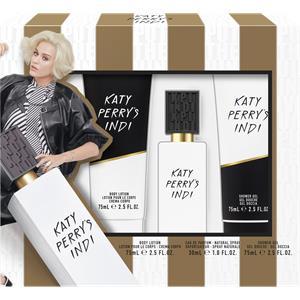 Image of Katy Perry Damendüfte Indi Geschenkset Eau de Parfum Spray 30 ml + Shower Gel 75 ml + Body Lotion 75 ml 1 Stk.