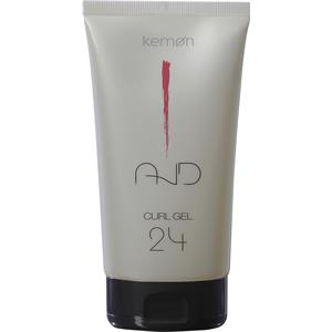 Kemon - And - Curl Gel 24
