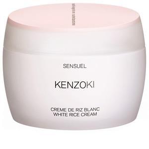 Kenzoki - Reisdampf - Sinnliche Körperpflege - White Rice Cream