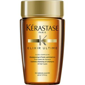 elixir ultime shampooing l 39 huile sublimatrice ol o complexe by kerastase parfumdreams. Black Bedroom Furniture Sets. Home Design Ideas