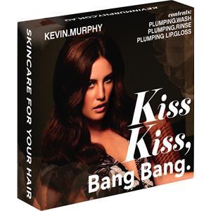 Kevin Murphy Haarpflege Plumping Kiss Kiss Bang Bang Plumping Wash + Plumping Rinse + Plumping Lip Gloss 1 Stk.