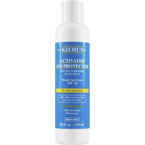 Kiehl's - Soin hydratant - Activated Sun Protector Sunscreen for Body SPF 50