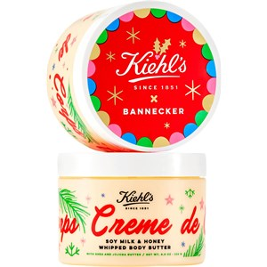 Kiehl's - Feuchtigkeitspflege - Bannecker Holiday Edition Creme de Corps Classic Whipped Body Butter