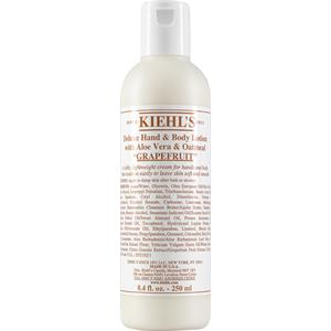 Kiehl's - Moisturising care - Deluxe Hand & Body Lotion