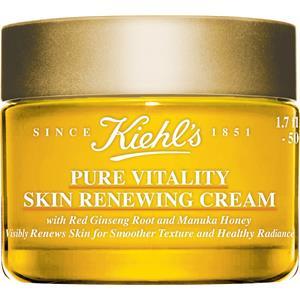 Kiehl's - Feuchtigkeitspflege - Pure Vitality Skin Renewing Cream