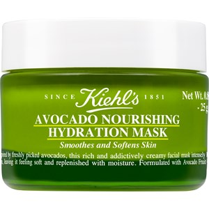 Kiehl's - Gesichtsmasken - Avocado Nourishing Hydration Mask