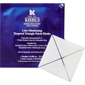 Kiehl's - Gesichtsmasken - Dermatologist Solutions Line-Minimizing Targeted Triangle Patch-Masks