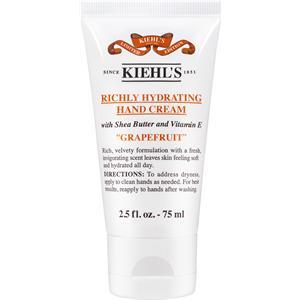 Kiehl's - Hand care - Richly Hydrating Hand Cream Grapefruit