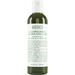 Kiehl's - Cuidado facial purificante - Cucumber Herbal Alcohol-Free Toner