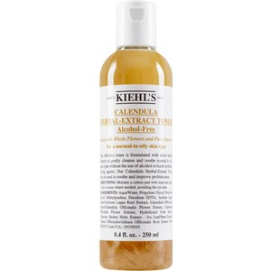 Kiehl's - Clarifying facial care - Herbal Extract Alcohol-Free Toner