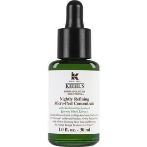 Kiehl's - Gesichtsmasken - Nightly Refining Micro Peel Concentrate