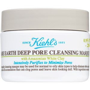 Kiehl's - Gesichtsmasken - Rare Earth Deep Pore Cleansing Masque