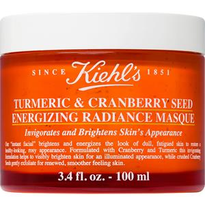 Kiehl's - Gesichtsmasken - Turmeric & Cranberry Seed  Energizing Radiance Masque