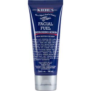 Kiehl's - Rasurpflege - Carburante per il viso Scrub energizzante