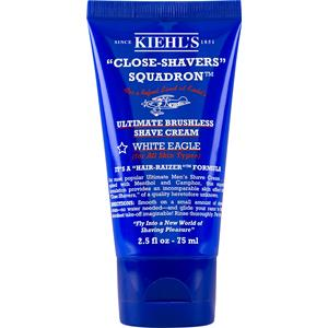 Kiehl's - Rasurpflege - Ultimate Brushless Shave Cream White Eagle