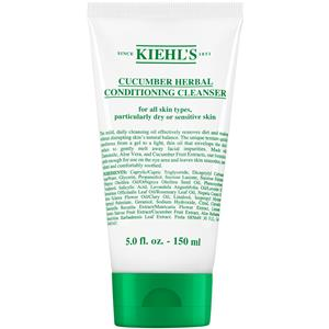 Kiehl's - Reiniging - Cucumber Herbal Creamy Conditioning Cleanser