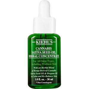 Kiehl's - Seren & Konzentrate - Cannabis Sativa Seed Oil Herbal Concentrate