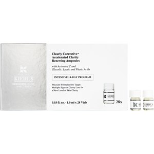 Kiehl's - Seren - Clearly Corrective Accelerated Clarity Renewing Ampoules