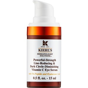 Kiehl's - Seren - Powerful-Strength Line-Reducing & Dark Circle-Dimishing Vitamin C Eye Serum