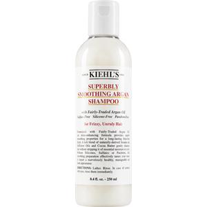Kiehl's - Shampoos - Superbly Smoothing Argan Shampoo