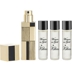 kilian-damendufte-from-dusk-till-dawn-woman-in-gold-eau-de-parfum-travel-spray-1-travel-spray-4-refills-4-x-7-50-ml