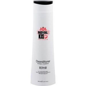 Kis Keratin Infusion System - Royal - Repair Cleanditioner