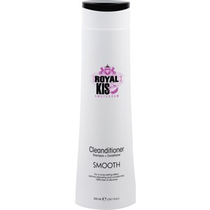 Kis Keratin Infusion System - Royal - Smooth Cleanditioner
