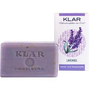 Klar Seifen - Seifen - Hand- und Körperseife Lavendel