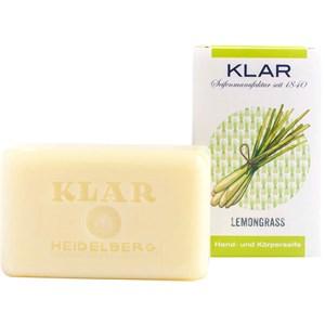 Klar Seifen - Seifen - Hand- und Körperseife Lemongrass