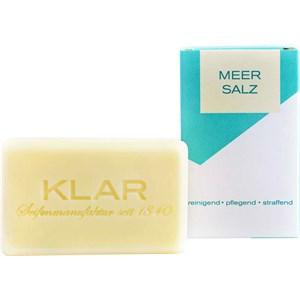Klar Seifen - Seifen - Meersalz Seife