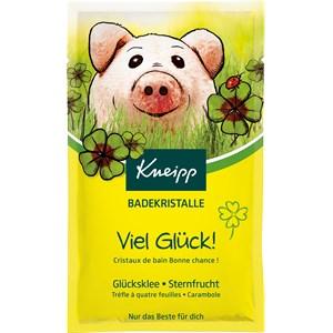 Kneipp - Badekristalle - Badekristalle Viel Glück
