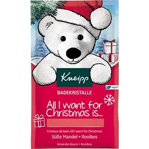 Kneipp - Bath salts - Badekristalle All I want for Christmas