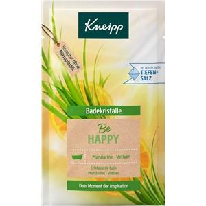Kneipp - Badekristalle & Badesalze - Badekristalle Be Happy
