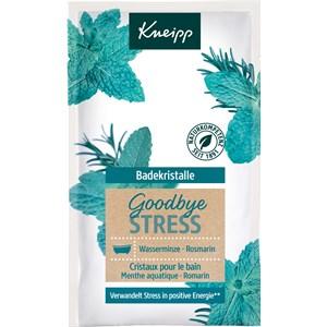 Kneipp - Badekristalle & Badesalze - Badekristalle Goodbye Stress