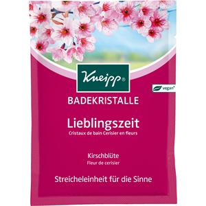 "Kneipp - Bath salts - Bath Crystals ""Lieblingszeit"" Favourite time"