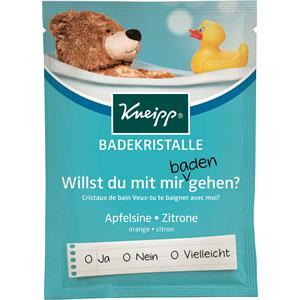 """Kneipp - Badkristallen & Badzouten - Badkristallen """"Wil je met me in bad?"""""""