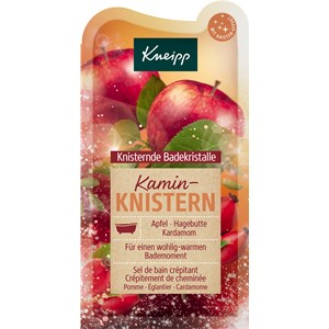 Kneipp - Bath salts - Knisternde Badekristalle Kaminknistern